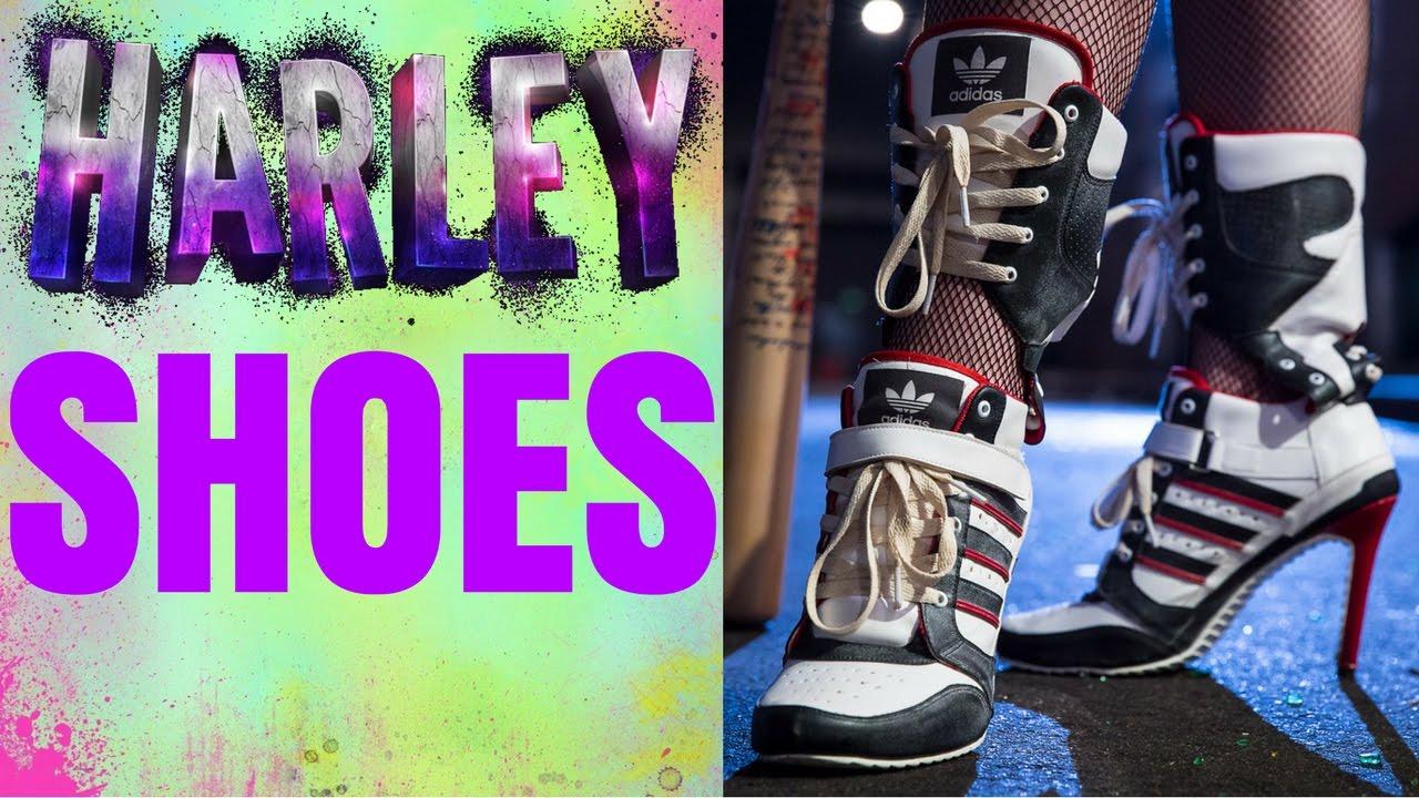 scarpe adidas harley quinn