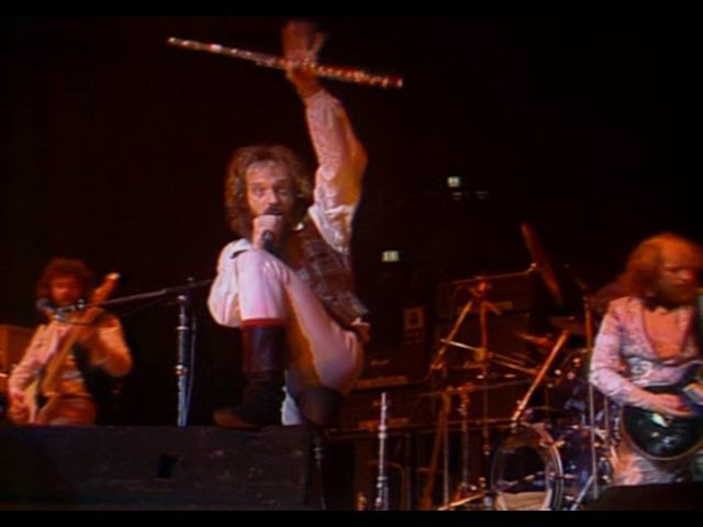 Jethro Tull Locomotive Breath Dambusters March Live At Madison Square Garden 1978 Youtube