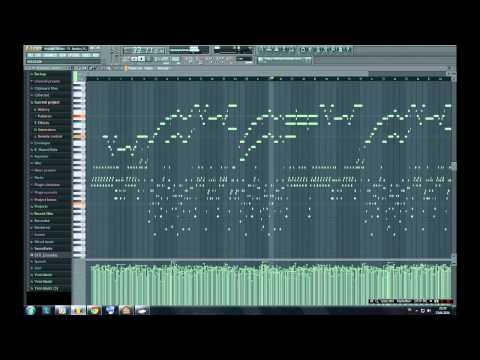 Voyager Music - FL Studio ( Yanni - One Man's Dream )