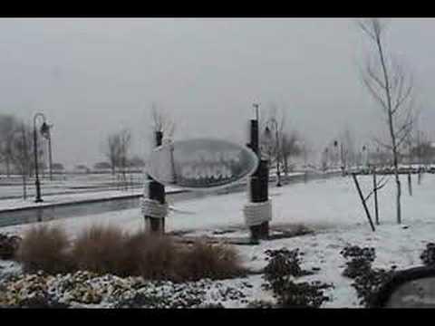 Snow in Buckroe