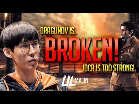 Dragunov Is BROKEN! JDCR Is Too Strong!