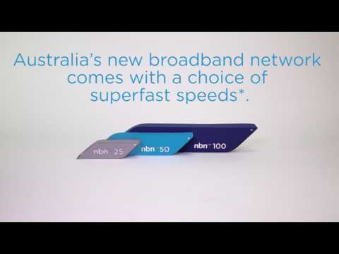 Discover what you need to know about broadband plans based on nbn™ 50.