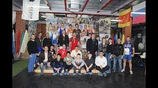 Соревнования по тяжелой атлетике в Твери  2 декабря weightlifting competition