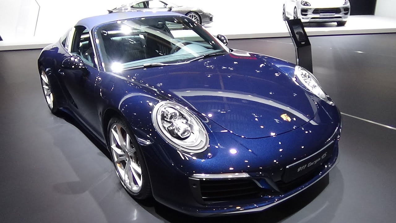 Porsche Targa Blue on 2017 porsche cayman, 2017 porsche cayenne, 2017 porsche gt3, 2017 ford gt targa, 2017 porsche boxster,