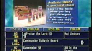 Prevue Becomes TV Guide Channel - Feb. 1, 1999