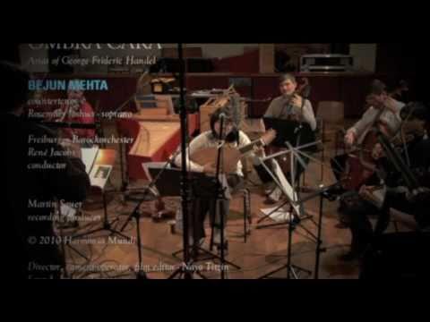 Handel: Ombra cara by Bejun Mehta