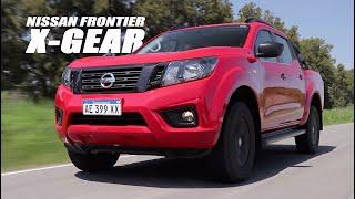 Nissan Frontier X-Gear 7AT - Test - Matías Antico - TN Autos