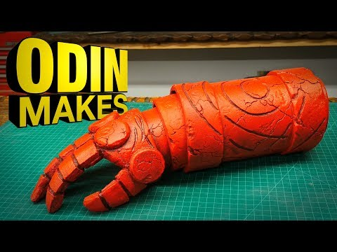 Thumbnail: Odin Makes: Hellboy's Right Hand of Doom