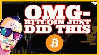 OMG- BITCOIN Just Did This!- ( ARCANE BEAR)