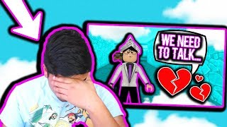 The Truth about my Roblox Girlfriend...