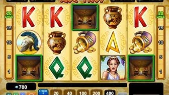 Age of Troy - Slot