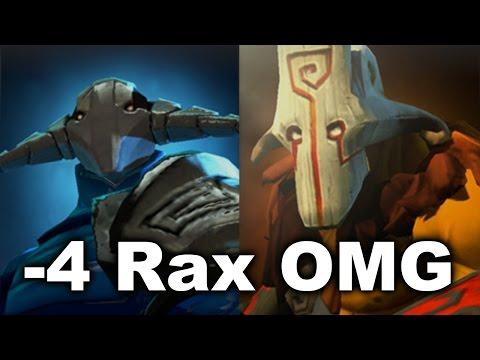 OG LGD - Epic 4 RAX Comeback - Shanghai Major Dota 2