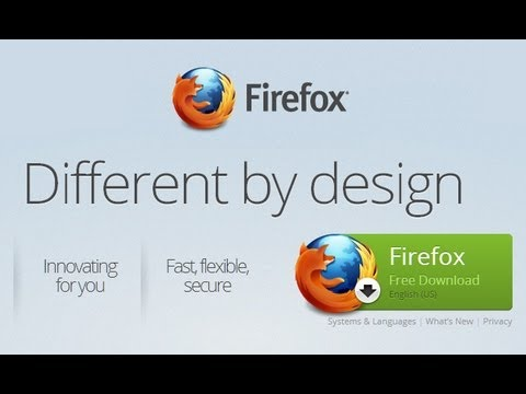 Firefox 20 New Features & Download Instructions