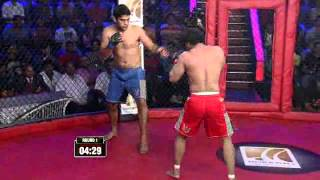 MMA in India: Super Fight League 6 Love Chauhan  Vs Mohit Tokas
