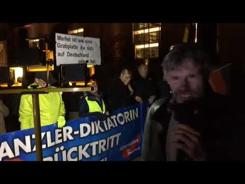 "137. AfD Demo in Berlin 30.10.2019 ""Merkel MUSS weg"""
