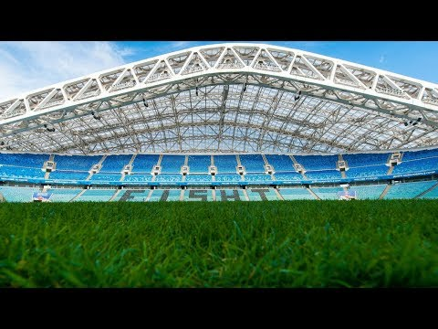 Fisht Olympic Stadium - Sochi Russia