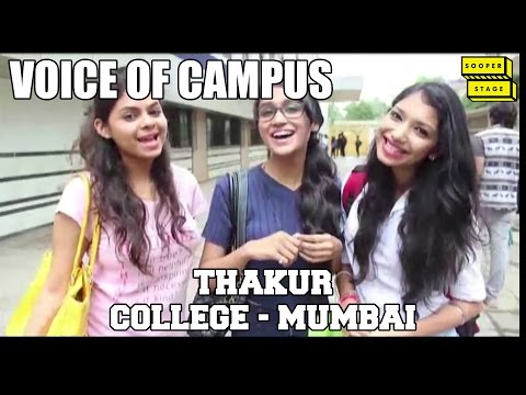 College Talk #10: Thakur College Of Science & Commerce | Sooperstage