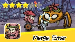 Merge Star - NANOO COMPANY Inc. Super Classic Game Walkthrough Awesome! Recommend index four stars
