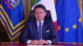 """Coronavirus, Conte: """"chiusi I Negozi In Tutta Italia"""" - Il Messaggio Integrale Del Premier"""