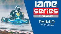 IAME Series Finland 2018 - Ep. 4 - Paimio