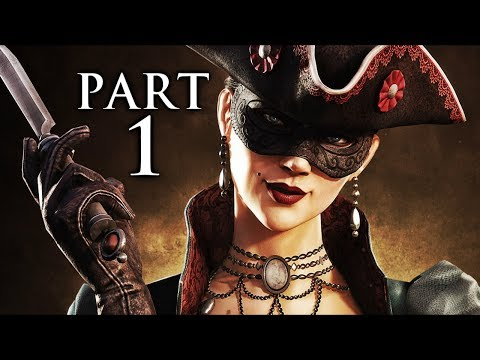 Assassin's Creed 4 Black Flag Gameplay Walkthrough Part 1 -