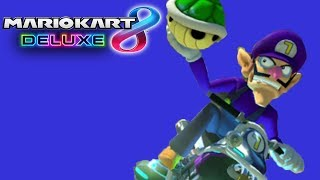 The Slowest Race Ever (Mario Kart 8 Deluxe)