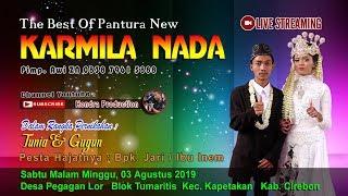 Live Karmila Nada Pegagan Lor Malam