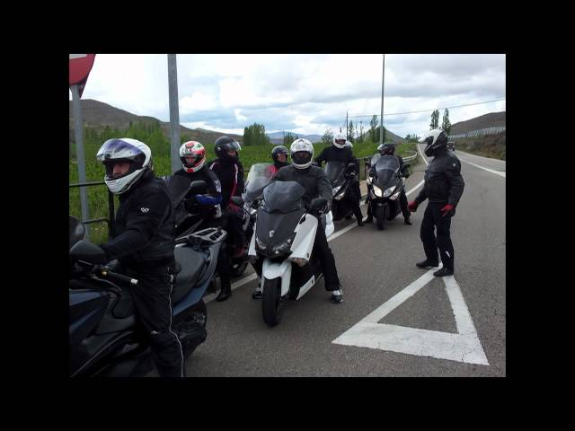 TMAX ZARAGOZA VERDURICAS 2012.mpg Travel Video