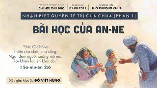 HTTL THỦ ĐỨC - Chương trình thờ phượng Chúa - 01/08/2021
