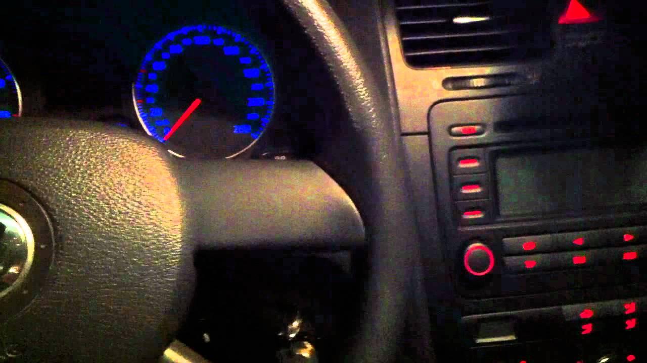 Vw Golf 5 Steering Wheel Problem Youtube