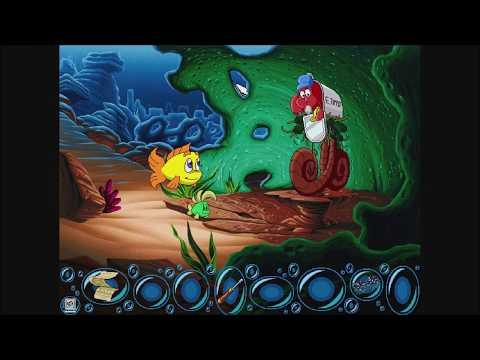 Freddi Fish 4: The Case of the Hogfish Rustlers of Briny Gulch - Part 8 (Gameplay/Walkthrough) |