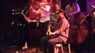 """Angela Cervantes Canta a Cuba / Bogui Jazz, 7 abril 2012, """"Mi Amor Fugaz"""""""