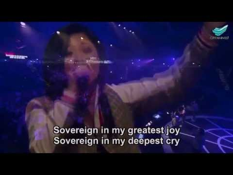Sovereign - Christ Tomlin @ City Harvest Church