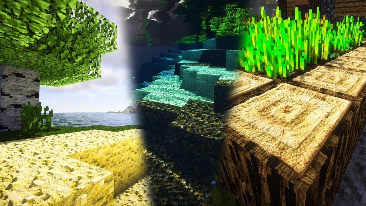 Le Minecraft Le Plus Realiste Meilleur Graphisme Youtube