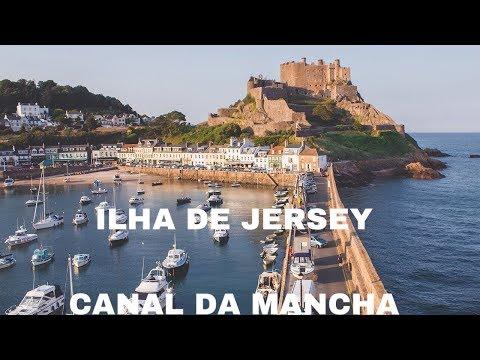 Canal da Mancha Jersey