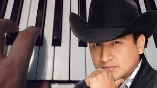 el amor de su vida julion alvarez piano tutorial cover notas musicales