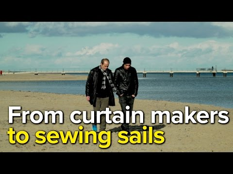 Germany: From curtain makers to sewing sails