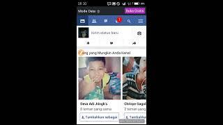 Cara buka facebook gratis tanpa pulsa tanpa kuota 100% work