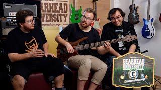 Mid-Level Bass Comparison at #TGU19 (feat. Patrick Hunter)