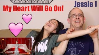Video Jessie J - My Heart Will Go On! | Singer 2018 | Episode 9 | REACTION download MP3, 3GP, MP4, WEBM, AVI, FLV Maret 2018