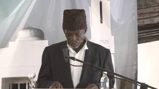 Speech Ibrahim Reid