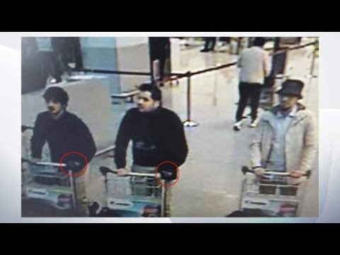 How Brussels Attacks Unfolded - And Hunt For Suspects