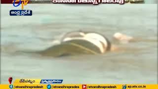 Godavari Boat Capsize | 8 More Bodies Found | Watch live From Devipatnam