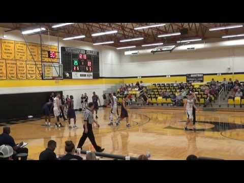 2-11-17 Weatherford College vs McLennan College Men's Basketball Game