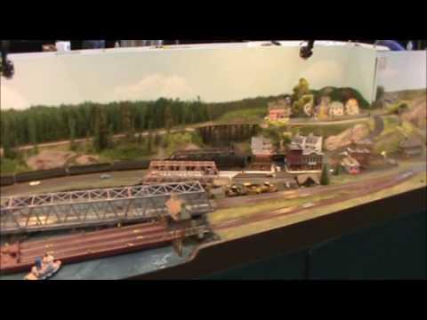 2016 Great Train Show in Puyallup, Washington