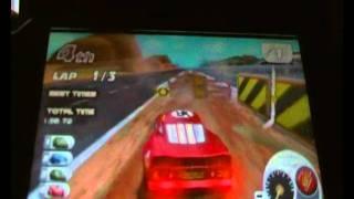 обзор игры тачки cars на psp.MP4