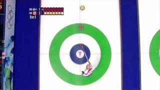 Canada vs Sweden - Men's Curling - Complete Event - Vancouver 2010 Winter Olympic Games