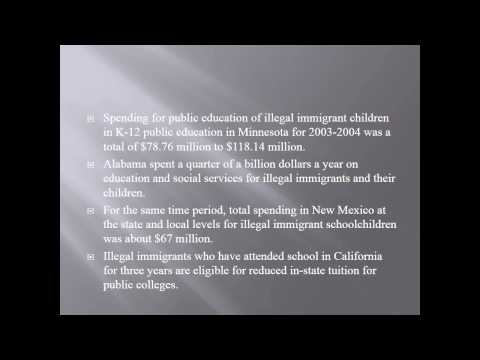 Why Illegal Immigration is bad for America