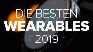 Fitbit, Smartwatch & Co.: Das sind die besten Wearables 2019