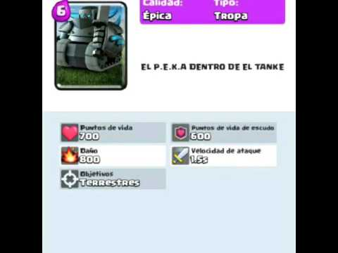 Top 10 Cartas Inventadas De Clash Royale Youtube